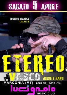 Etereo Band al Lucignolo - 9 aprile 2011 - Matera