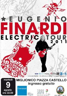 Eugenio Finardi - Electric Tour - 9 agosto 2011 - Matera