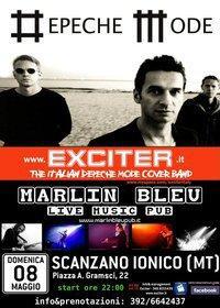Exciter al Marlin Bleu Pub - 8 maggio 2011 - Matera