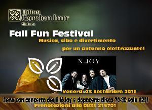 FALL FUN FESTIVAL - 23 settembre 2011 - Matera