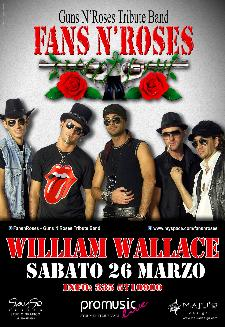 Fans n' Roses -  William Wallace Pub - Matera