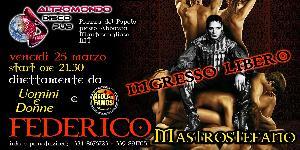 Federico Mastrostefano - Altromondo Disco Pub - Matera