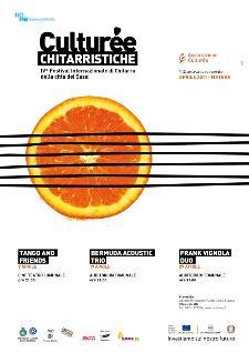 """Festival Internazionale di Chitarra """"Culturée Chitarristiche"""" 2011 - Matera"""