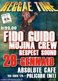 FIDO GUIDO - ABSOLUTE CAFE - Matera