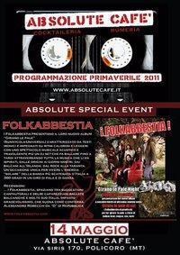 FOLKABBESTIA IN CONCERTO - 14 maggio 2011 - Matera