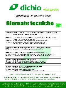 Giornate tecniche 2011 - Matera