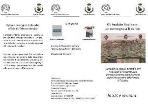 GLI ARABI IN BASILICATA - 3 e 4 dicembre 2011 - Matera