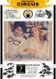 GLITTERBALL live - 7 agosto 2011 - Matera