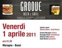 Groove - 1 aprile 2011 - Matera