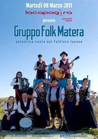Gruppo Folk Matera - Lacapagira - Matera