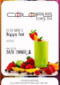 Happy Fruit - Matera