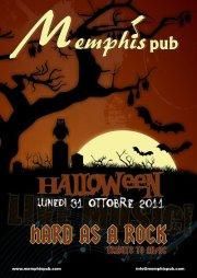 HARD AS A ROCK - 31 ottobre 2011 - Matera