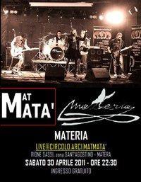 I Materia al MatMatà - Matera