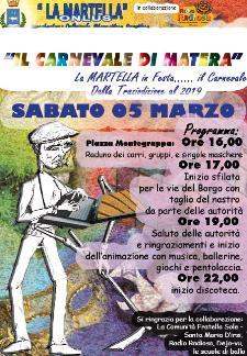 Il Carnevale di Matera - Matera