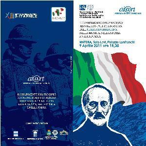 Il compimento del processo risorgimentale e la nascita dell'Italia repubblicana nella musica, nella storia e nella poesia - 9 aprile 2011 - Matera