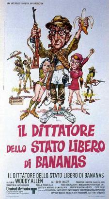 IL DITTATORE DELLO STATO LIBERO DI BANANAS  - Matera