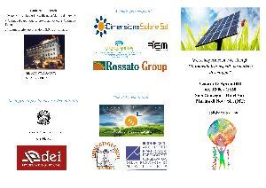 Il fotovoltaico: aspetti normativi di sviluppo - 15 aprile 2011 - Matera