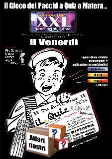 Il gioco dei pacchi - XXL - Matera