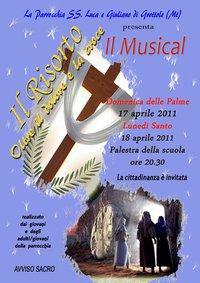 Il Risorto. Oltre il dolore e la croce - 17 e 18 aprile 2011 - Matera