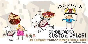 Inaugurazione Morgan Pizzeria  - Matera