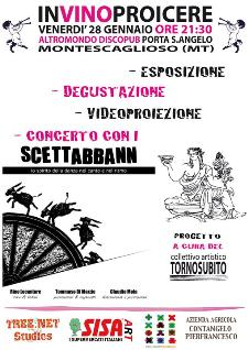 InVinoProicere - Scettabbann - Matera