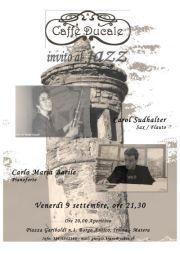 Invito al Jazz - Carol Sudhalter & Carlo Maria Barile  - Matera