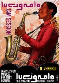 Jam Session - Lucignolo - Matera