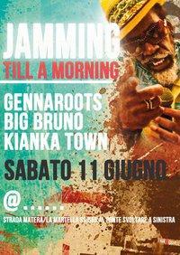 jamming - Matera