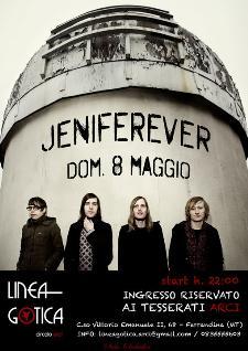 JENIFEREVER - 8 maggio 2011 - Matera