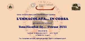 L'Immacolata in ....Corsa - 8 dicembre 2011 - Matera