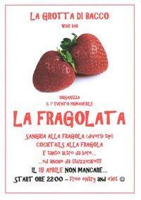 La Fragoltata - 15 aprile 2011 - Matera