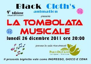 La Tombolata Musicale - 26 dicembre 2011 - Matera