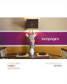 Lacapagira - Matera - Matera