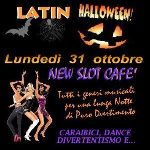 Latin Halloween - 31 ottobre 2011 - Matera