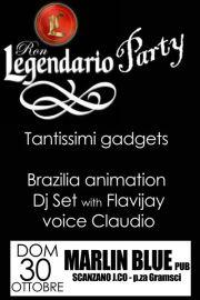 LEGENDARIO RON PARTY  - Matera
