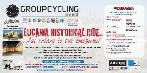 LUCANIA HISTORICAL RIDE - 9 e 10 luglio 2011 - Matera