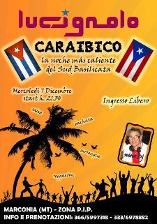 LUCIGNOLO CARAIBICO - 7 dicembre 2011 - Matera