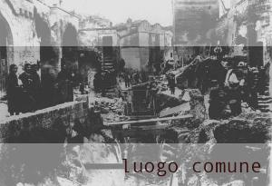 Luogo comune - Matera