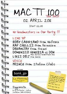 MAC TT 100 - 2 aprile 2011 - Matera