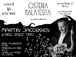 Martin Jacobsen - Osteria Malatesta - Matera