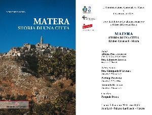 Matera - Storia di una città - 5 dicembre 2011 - Matera