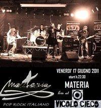 Materia - 17-06-2011 - Matera