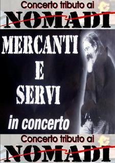 Mercanti e Servi in concerto  - Matera