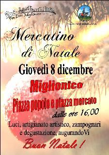 Mercatino di Natale - 8 dicembre 2011 - Matera
