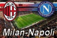 Milan-Napoli - Matera