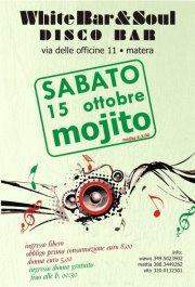 MOJITO PARTY - 15 ottobre 2011 - Matera