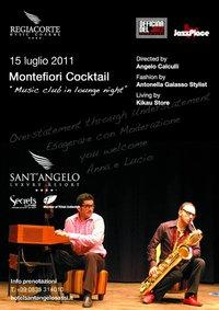 MONTEFIORI COCKTAIL - A LOUNGE NIGHT - Matera