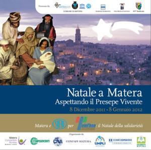 Natale a Matera ...aspettando il Presepe Vivente  - Matera