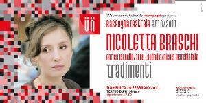 Nicoletta Braschi - Tradimenti - Matera