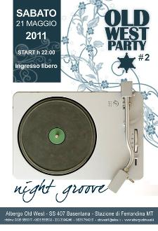 NIGHT GROOVE  - Matera